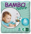 Bambo nature junior 12-22 kg 27 ks v balení